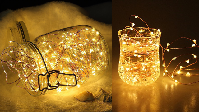 Fairy Lights To Create A Romantic Ambience With Your Girl