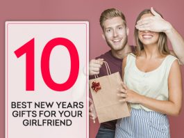 10 Best New Year's Gifts For Your Girlfriend