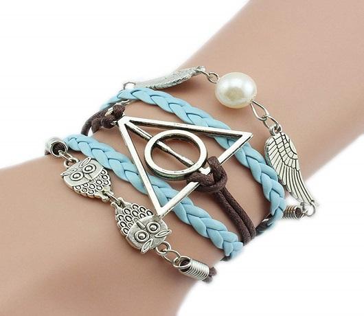 Harry Potter Bracelet For Adding Magic
