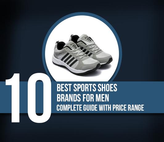 10 Best Sports Shoes Brands for Men