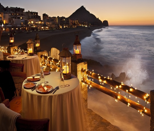Dinner for A Romantic Rendezvous