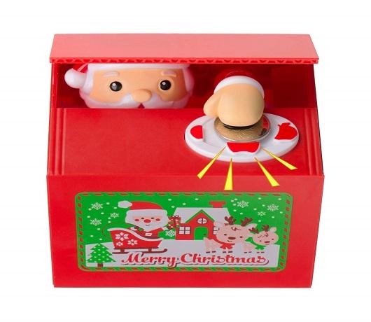 Santa Money Bank To Always Fulfill Dreams