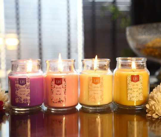 Scented Candles for Adding Sweet Smells