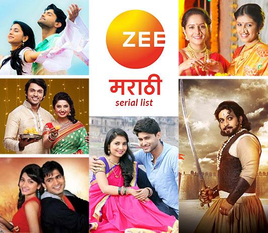 Zee Marathi Serials List 2019: Zee Marathi Serials Timings & Schedule Today