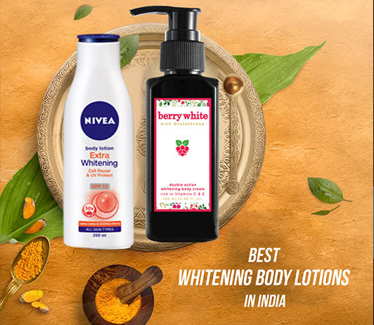 body whitening lotions