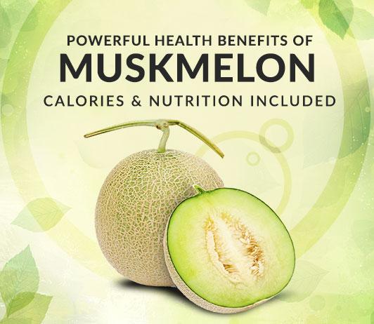 muskmelon benefits