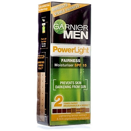 Garnier Men PowerLight Intensive Fairness Moisturizer