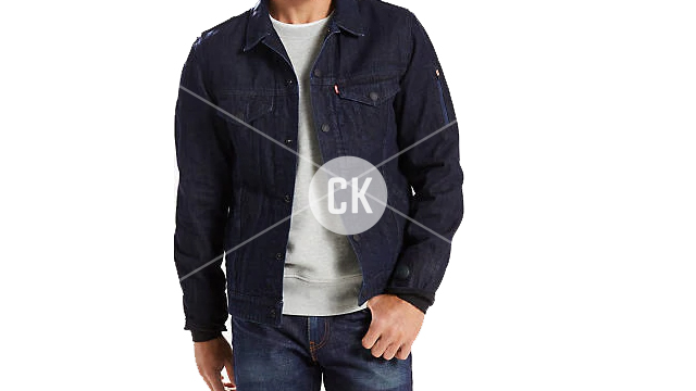 Levis's Commuter Jacket X Jacquard by Google