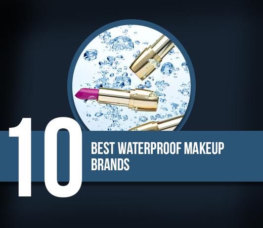 Best Waterproof Makeup Brands