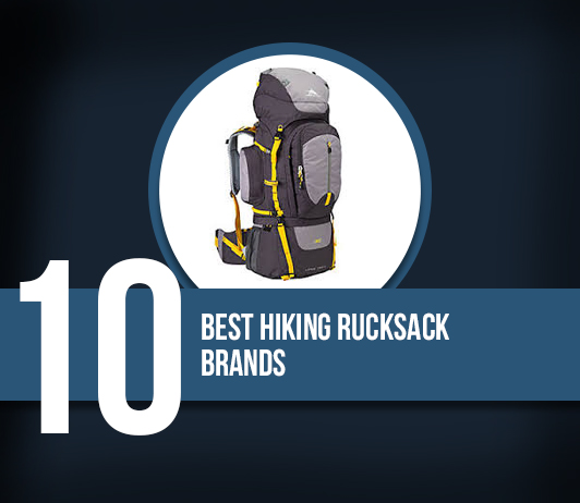 10 Hiking Rucksack Brands - Complete Guide With Price Range