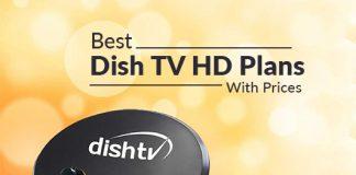 Dish TV HD Pack