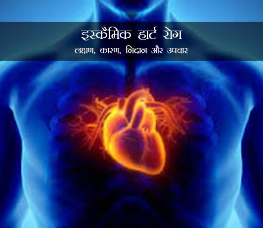 Ischaemic Heart Disease in Hindi