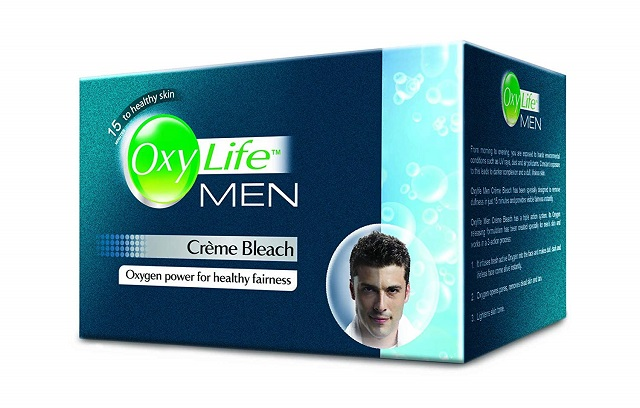 Oxylife Men Cream Bleach