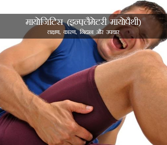 Myositis in Hindi