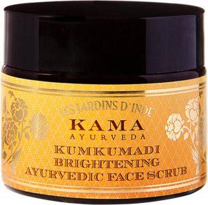 Kama Ayurveda Kumkumadi Brightening Face Scrub