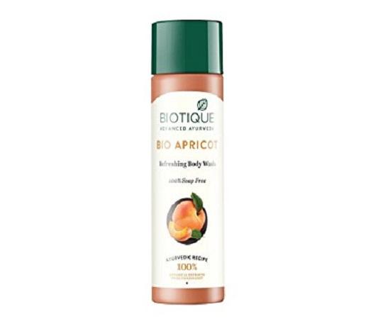 Biotique Bio Apricot Refreshing Body Wash