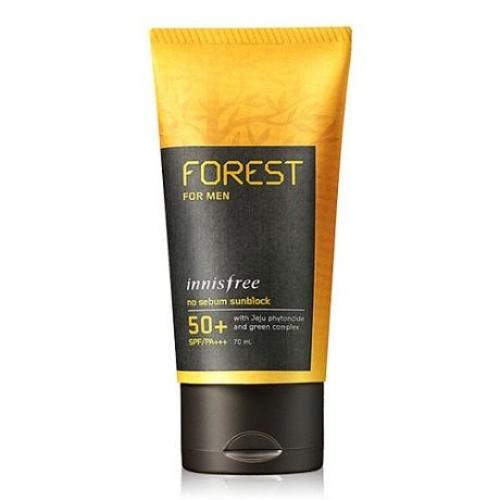 Innisfree Forest For Men No Sebum Sunblock SPF 50+ PA+++