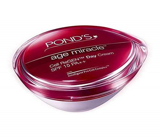 Ponds Age Miracle Daily Resurfacing Cream SPF 15 PA++