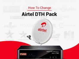 Airtel DTH Plan Change: How To Change Package (Pack) in Airtel Digital TV?
