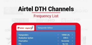 DTH Channel Lists | CashKaro Blog