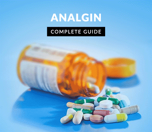 Analgin: Uses, Dosage, Side Effects , Price, Composition, Precautions & More