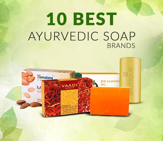 Best Ayurvedic Soap Brands