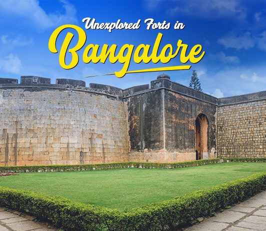 Forts In Bangalore: 10 Most Historic Unexplored Forts In Bangalore