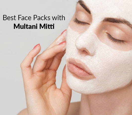 Best Face Packs with Multani Mitti for a Flawless Skin