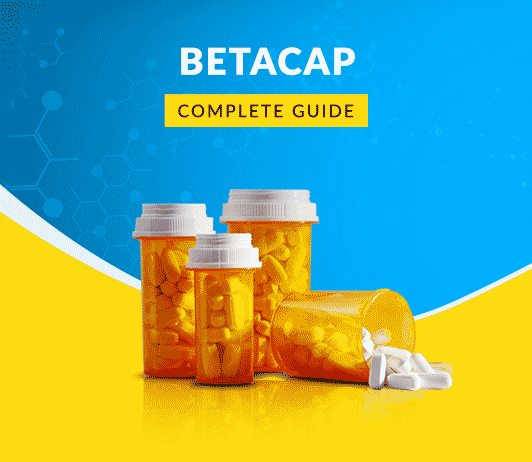 Betacap: Uses, Dosage, Side Effects, Price, Composition, Precautions & More