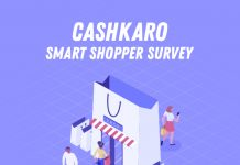 CashKaro Smart Shopper Survey