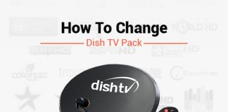 Dish TV Plan Change: How To Change Package (Pack) in Dish TV?