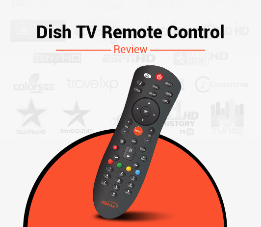 Dish TV Remote Control: Dish TV Remote Price, Features & Review