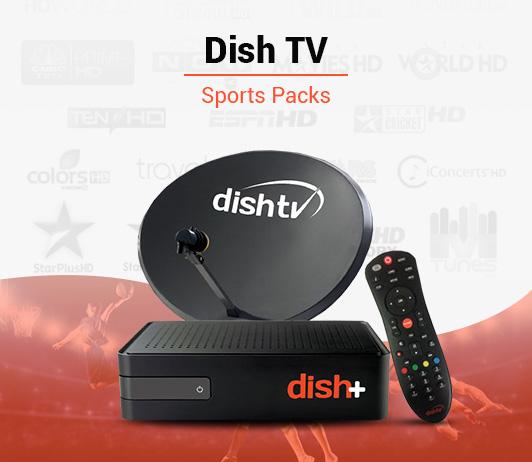 Dish TV Sports Packs
