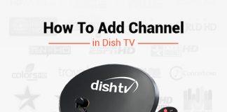 Add Channel In Dish TV