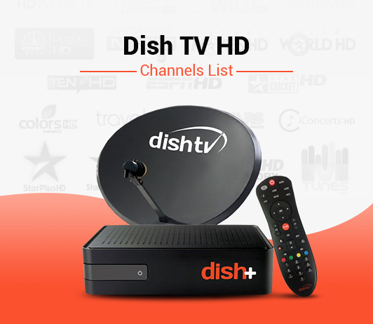 Dish TV HD Channels List - Best Dish TV HD Packs Channels