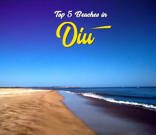 Beaches in Diu: Top 5 Undiscovered Beaches in Diu