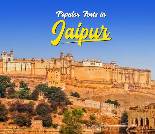 Popular Forts in Jaipur: 10 Best Forts In & Around Jaipur
