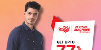 How To Get Upto 77% Off On Flying Machine Shirts