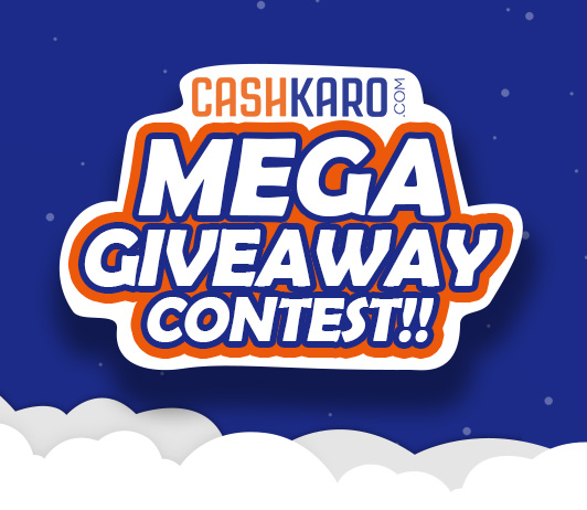 CASHKARO MEGA GIVEAWAY CONTEST!!