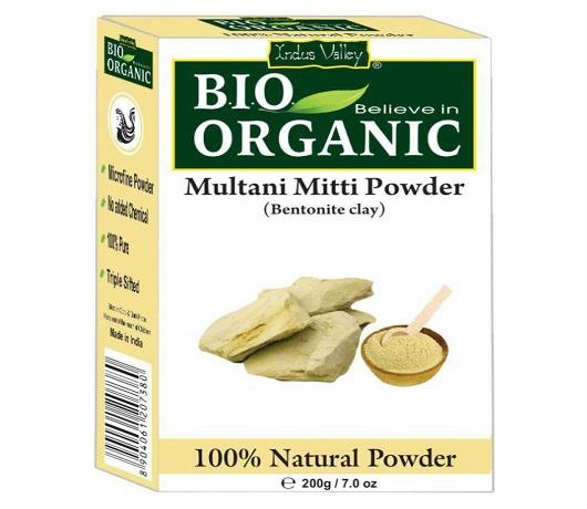 Bio Organic Multani Mitti