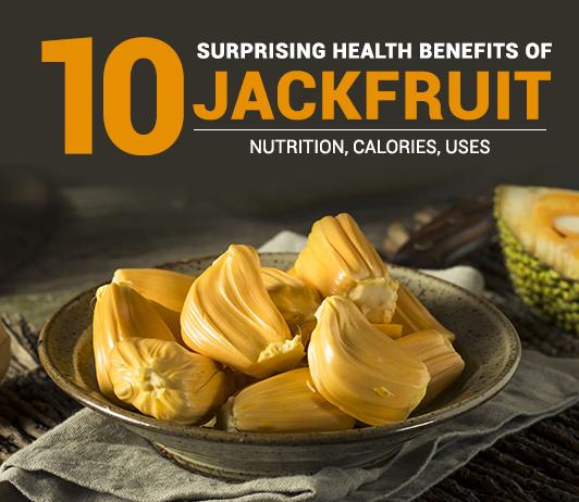 10 Surprising Health Benefits of Jackfruit - Nutrition, Calories, Uses