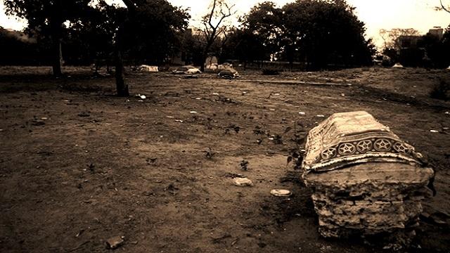 Karbala Graveyard