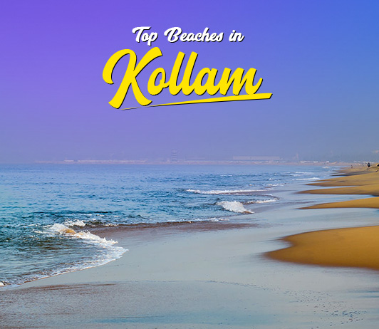 Beaches in Kollam: Top 8 Alluring Beaches You Probably Haven't Visited!