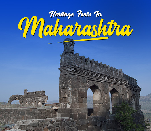 Forts In Maharashtra: Top 10 Forts in Maharashtra That You Must Explore