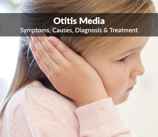 Middle Ear Infection (Otitis Media): Symptoms, Causes, Diagnosis & Treatment