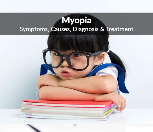 Nearsightedness (Myopia): Symptoms, Causes, Diagnosis & Treatment
