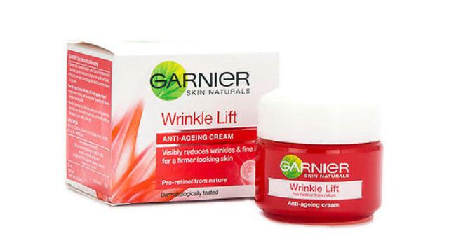 Garnier Skin Naturals Wrinkle Lift Anti-Ageing Cream