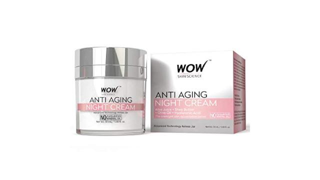 Wow Skin Science Anti-Aging Night Cream