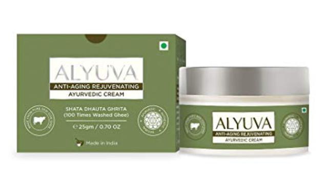Alyuva Anti-Aging Rejuvenating Ayurvedic Cream