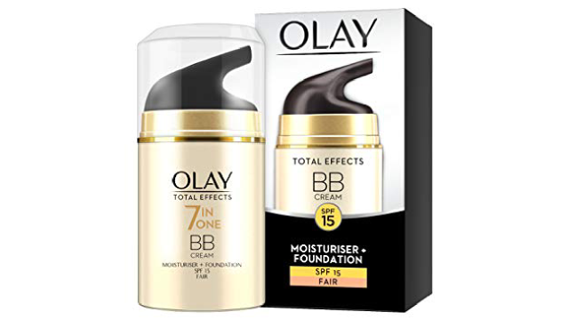 Olay Total Effects 7-in-1 Anti-Ageing BB Cream with SPF15